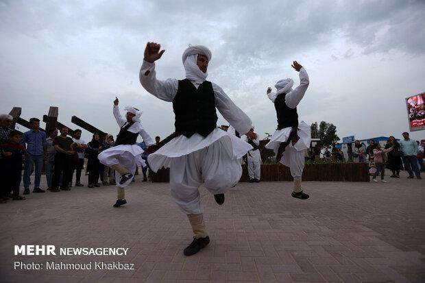 اقوام ایرانی در جزیره کیش