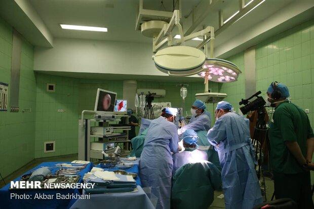 اعضای بدن بیمار مرگ مغزی مشهدی به ۴ بیمار اهدا شد