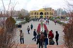 بوستانهای شهر تبریز تا اطلاع ثانوی تعطیل شد