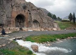 السيول تلحق خسائر بآثار كرمانشاه التاريخية تقدّر 20 مليار تومان