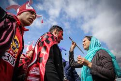 هوامش لقاء ديربي بين استقلال وبرسبوليس