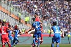 Perspolis wins 89th Tehran derby against Esteghlal 1-0