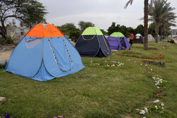 نصب هرگونه چادر در پارکها و تفرجگاههای استان همدان ممنوع است