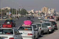 نقاط ساحلی استان بوشهر بیشترین اسکان گردشگران نوروزی را دارند