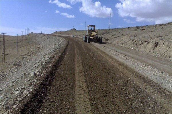 پیشرفت پروژههای راهسازی روستایی در البرز ۴۴ درصد است