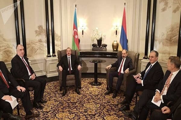 Armenia, Azerbaijan describe their summit as 'positive,' 'constructive'