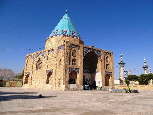 توسعه گردشگری مجموعه تاریخی «تخت فولاد» اصفهان