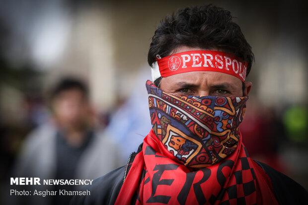 هوامش لقاء الديربي بين استقلال وبرسبوليس