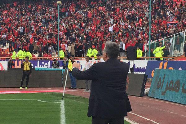 تیم ملی فوتبال ایران, تیم ملی فوتبال سوریه, مارک ویلموتس, ورزشگاه آزادی