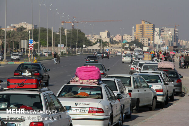 هیچگونه خدماتی به مسافران نوروزی در استان بوشهر ارائه نشود