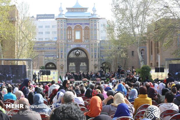 نوروزگاه میدان مشق