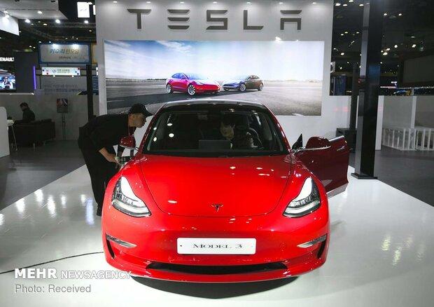 نمایشگاه خودروی سئول