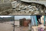 تنها ۴۰ درصد از پلها و راههای تخریبی بازسازی شد/ توقف پروژهها در ایستگاه کمبود اعتبار