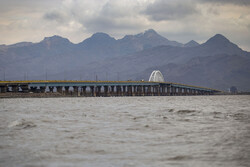 Urmia Lake water surpassing 5b cubic m