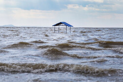 Recent heavy rainfalls in Iran hugely help the Lake Urmia revive