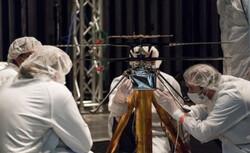 ناسا بالگرد مریخی را آزمایش کرد