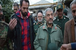 IRGC ready to rebuild flood-affected villages, houses: chief commander
