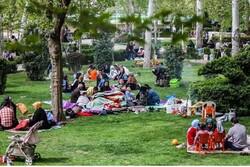 کاخ موزه های تهران در روز سیزده به در تعطیل هستند