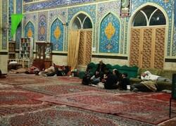 آمادگی مساجد کرمانشاه برای اسکان اضطراری سیلزدگان