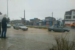 لوازم و تجهیزات مکانیکی برای مقابله با سیلاب در نهاوند کافی نیست