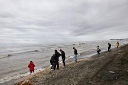 Astara beaches hosting Nowruz holidaymakers