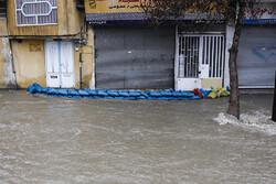 ۳۷ پل در مناطق مختلف استان همدان بر اثر بارش خسارت دید