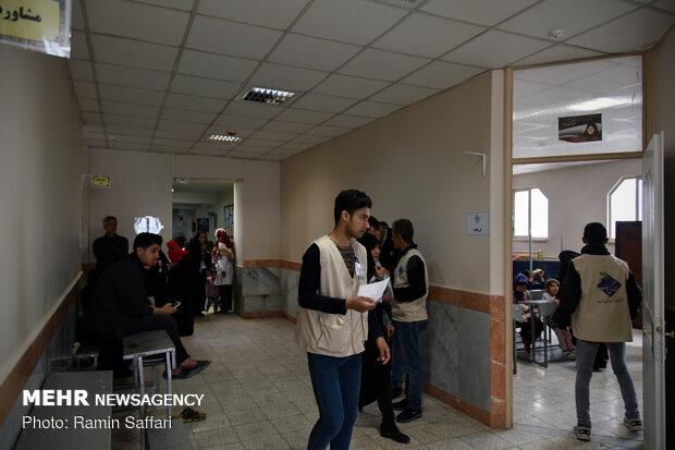 تمام مناطق اصفهان به پایگاههای خدمات اجتماعی نیاز دارد