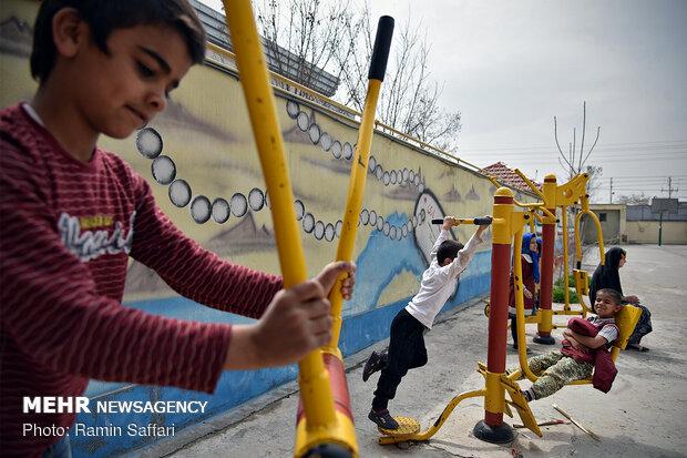 پایگاه خدمات اجتماعی ، پزشکی و بهداشتی زندگی خوب در مشهد