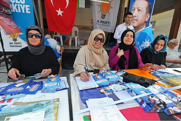 Turkey holding municipal election with 57 million eligible to vote
