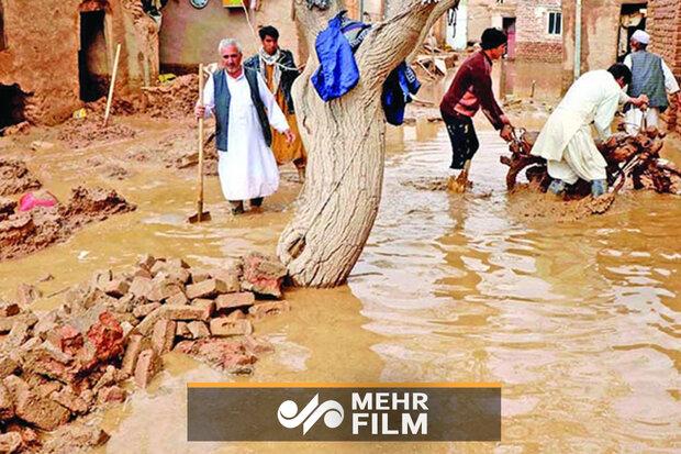 افغانستان میں سیلاب سے 17 افراد ہلاک