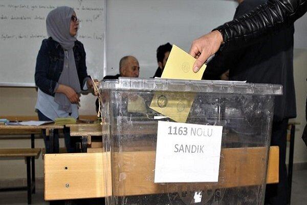 Türkiye genelinde oy verme işlemi tamamlandı