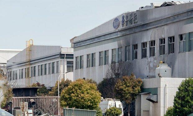 چین میں فیکٹری میں دھماکے کے نتیجے میں 7 افراد ہلاک