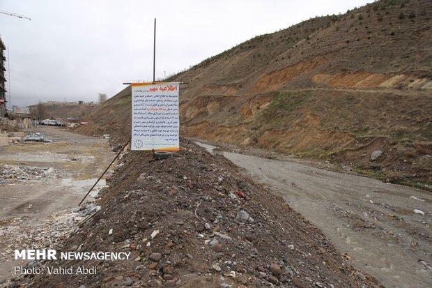 اقدامات پیشگیرانه جهت جلوگیری از سیلاب در تبریز