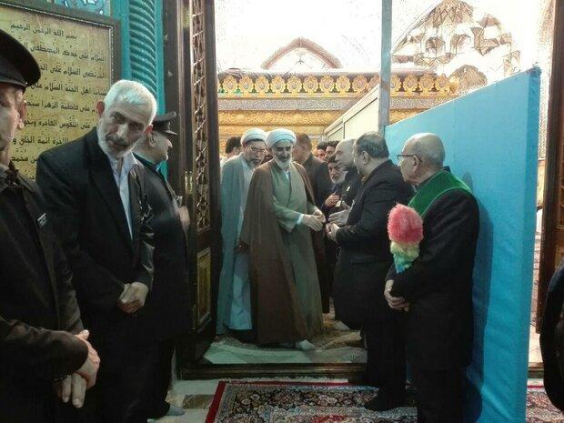 مراسم گرامیداشت جان باختگان سیل گمیشان در گرگان برگزار شد