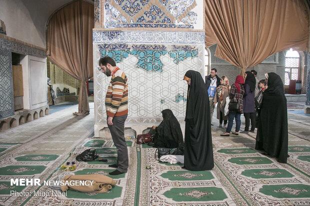 تبريز؛ عاصمة الضيافة في ايران
