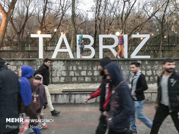 تبریز ، شهر مهمان نواز