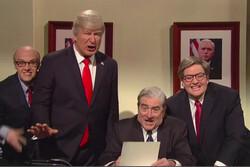 تمسخر تلویزیونی رابطه ترامپ و روسیه با نقشآفرینی رابرت دنیرو