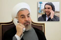 تماس تلفنی رئیس جمهور با استاندار مرکزی/ تشریح وضعیت بارش ها در مرکزی