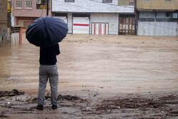 سامانه بارشی قوی وارد خوزستان میشود