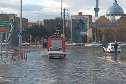 سیلاب در قزوین تحت کنترل است