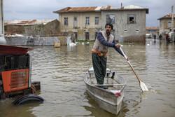 خسائر السيول الاخيرة في ايران بلغت 35 الف مليار تومان