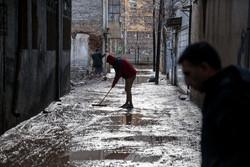 آبادان و خرمشهر آماده مقابله با سیلاب احتمالی شدند