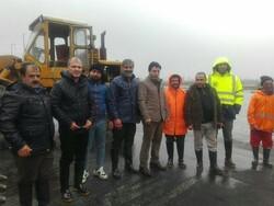 اقدامات پیشگیرانه جهت مدیریت بارش ها در ملاردصورت گرفته است