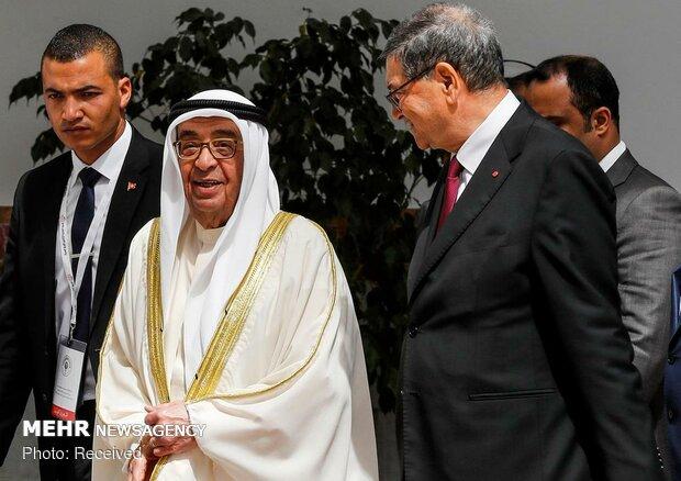نشست اتحادیه عرب در تونس
