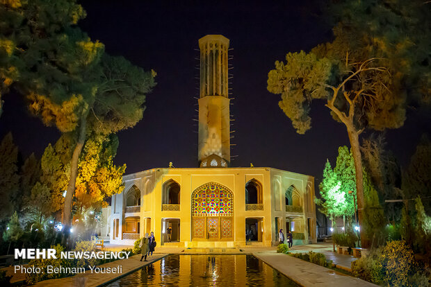 Historical city of Yazd