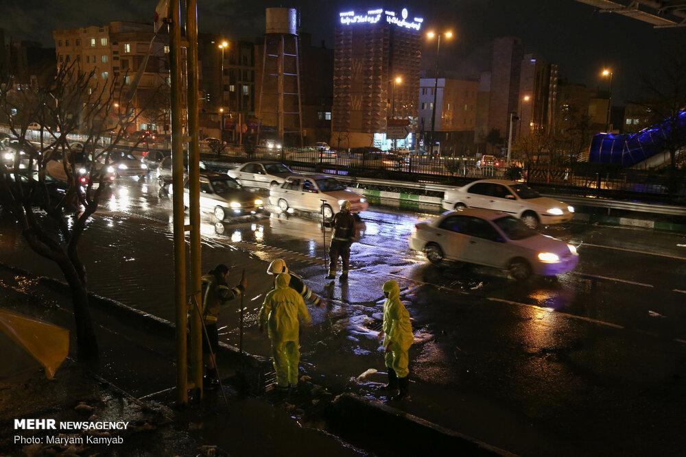 Heavy rain hits Sanaa, capital of Yemen - World News