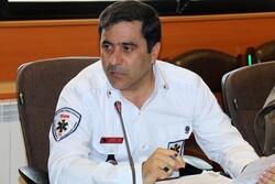 ۱۱ مصدوم توسط آمبولانسهای اورژانس از ایلام به قم منتقل شدند