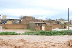 خسارت ۱۳۷ میلیاردی سیلاب به تأسیسات و منابع آبی روستاهای همدان