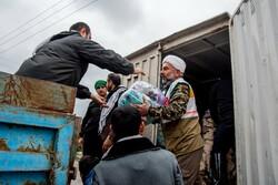 اقلام اهدایی آموزش و پرورش به مناطق سیل زده گلستان ارسال شد