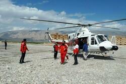امدادرسانی هوایی به ماژین دره شهر آغاز شد